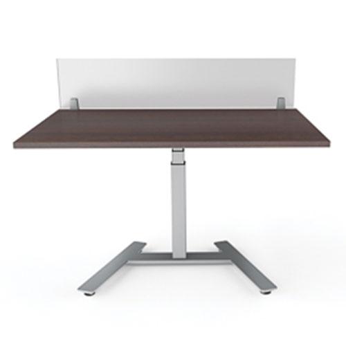 Backsplash-Adjustable-Height-Table
