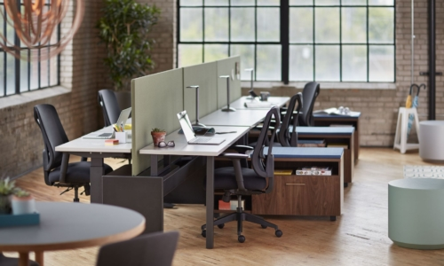 Treat Your Staff with New Office Furniture this Holiday Season