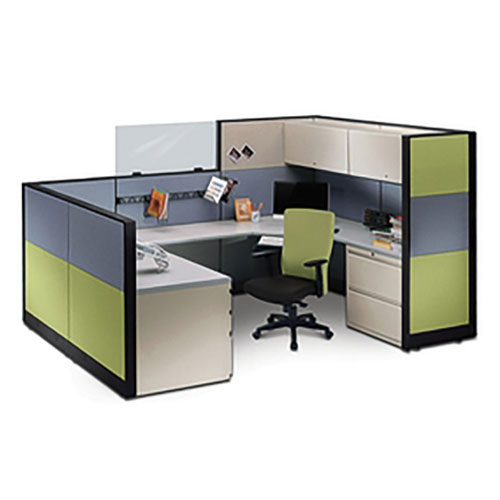Cubicle-Green
