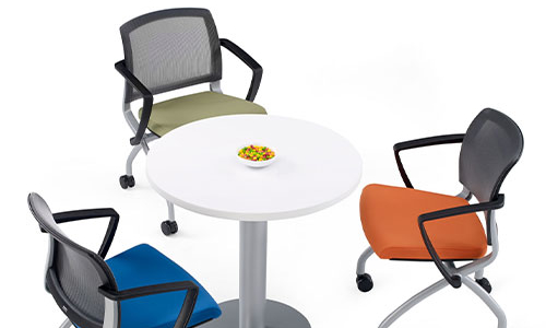 Increase Office Appeal with Comfortable and Classic Mesh Office Chairs