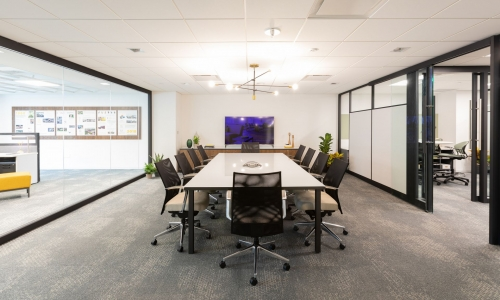 Professionally Made Conference Room Furniture Helps to Seal Deals