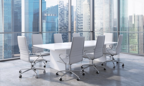 Plan a Revamp for Your Conference Room with an Office Furniture Store during Downtime