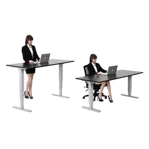 Lady-and-Desk