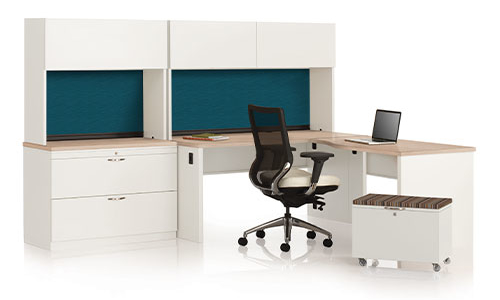 Complete Floor Spaces with Commercial Office Furniture