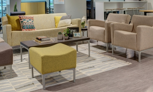 Greet Returning Guests with Commercial Office Furniture