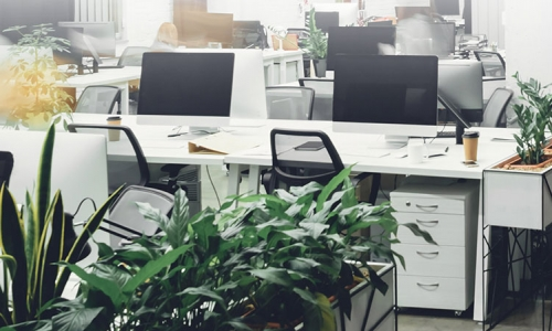 Maintain Focus and Workflow with New Office Furniture
